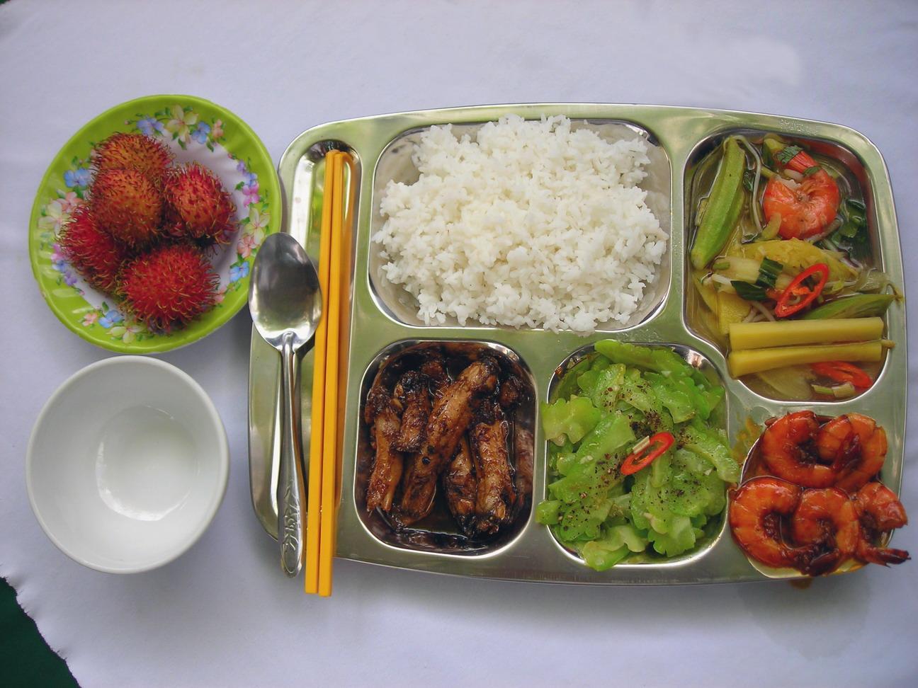 Cung cấp suất ăn công nghiệp tại tỉnh Hà Nam
